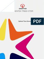 ORIENTEK_TR600