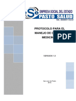 Protocolo Oxigeno Med
