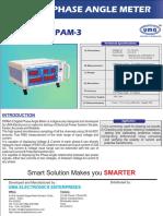 Dpam 3digital Phase Angle Catalog