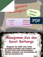 Manajemen Kas Dan Surat Berharga