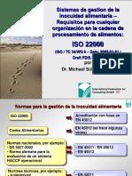 FDIS 22000 Colombia