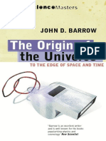 (Science Masters Series #1) John D. Barrow-The Origin of the Universe_ to the Edge of Space and Time-Hachette UK (2014)