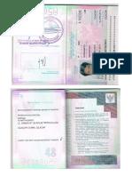 Suswanto Passport