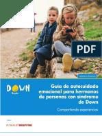 Guía Autocuidado Para Hermanos_Down España