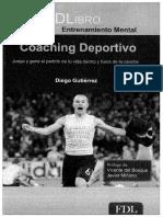 Libro Coaching Deportivo Diego Gutierrez Del Pozo