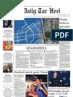 The Daily Tar Heel for September 14, 2010