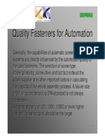Quality Fasteners