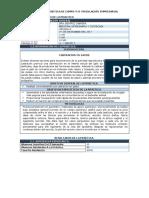 Informe Cirugia Castracion Gato