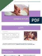 Enfermería en Obstetricia