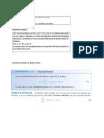 Sobre Como Identificar Ecuaciones Diferenciales