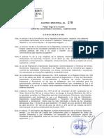 Acuerdo 270 Requisitos Para Autorizaciones Permisos y Tramites Administrativos 2
