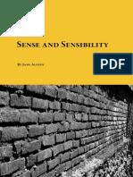 Sense and Sensibility 2
