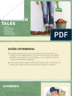 DISEÑOS EXPERIMENTALES-CONCEPTOS