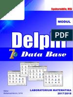 Delphi [Data Bsae Sekolah]