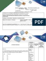 Guía Para El Uso de Recursos Educatios - Laboratorio Regresión y Correlación Lineal