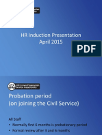 A Induction HR Presentation April 2015