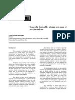 Murillo Rodríguez Carlos - Desarrollo Sostenible