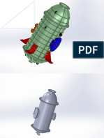5000 Lpd Flash Chamber