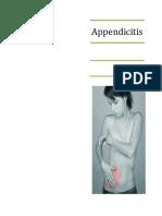 Mengerti Appendicitis