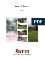 Annual Report_sruti - 2016-17
