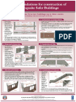 Recommendations for Construction of Earthquake Safer Buildings 2
