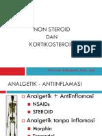 Analgetik - Anti Inflamasi - Antipiretik