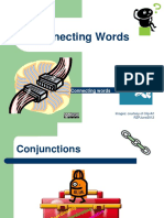 Connecting Words Conjunctions