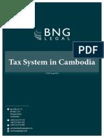 Tax System in Cambodia