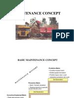 Maintenance Concept2