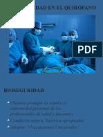 Bioseguridad en Quirfano1618