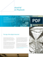 Ge Digital Industrial Transformation Playbook Whitepaper
