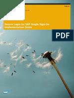Secure Login for SAP Single Sign-On Implementation Guide.pdf
