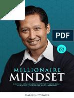 Millionaire Mindset #02 - Mardigu Wowiek