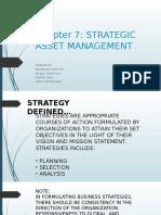 Chapter 7 Strategic Asset Management