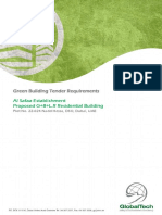 b.green Building Tender Requirement