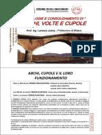 Archi Volte Cupole-estratto-Jurina_1 Parte