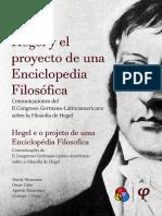 Hegel y El Proyecto de Una Enciclopedia Filosófica