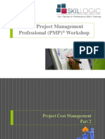 pmptrainingprojectcostmanagementpart2-160321152214