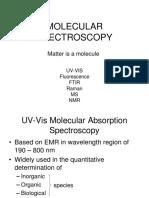 UV Vis Spectroscopy Print