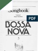 - Guitar Songbook - Bossa Nova 5 (Kensey)