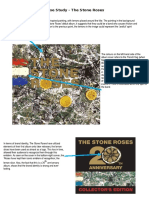 Case Study 1 - The Stone Roses