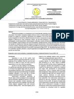 Multi-criteria Evaluation for Sustainable Horticulture