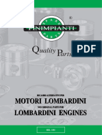 Finimpianti Lombardini Catalog