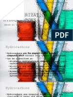 Characterization of Hydrocarbons
