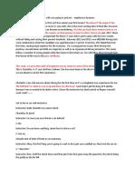 Script Draft 3