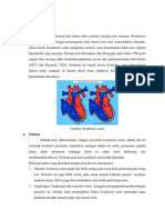 Koarktasio Aorta, Stenosis Pulmonal, Stenosis Aorta