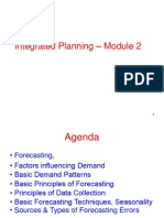 2_Forecasting and Demand Planning