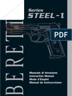 Beretta Pistolet Steel 1