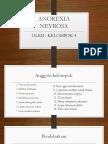 Anorexia Nevrosa Tr