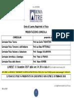 Presentazione Curricula LM 2017-2018(1)